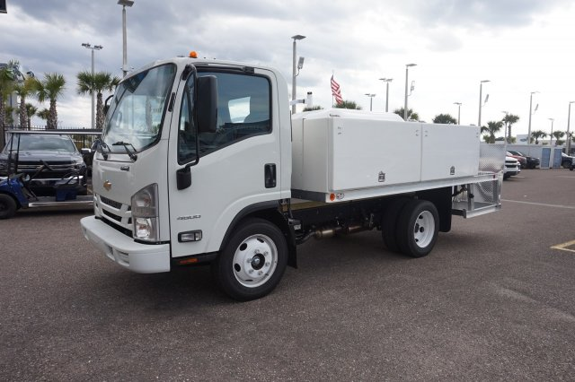2019 LCF 4500 Regular Cab 4x2, Real Fleet Solutions Landmark Other/Specialty #19C1489 - photo 4