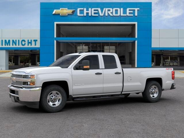 2019 Silverado 2500 Double Cab 4x4,  Pickup #19C1495 - photo 3