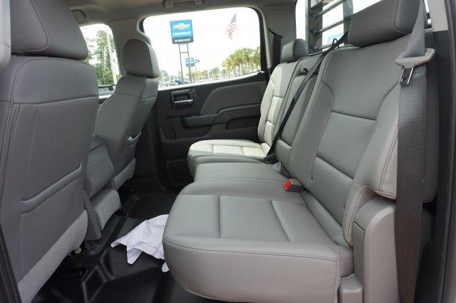 2019 Silverado Medium Duty Crew Cab DRW 4x2,  CM Truck Beds RD Model Platform Body #19C1505 - photo 7