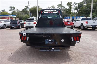 2019 Silverado Medium Duty Crew Cab DRW 4x2,  CM Truck Beds RD Model Platform Body #19C1505 - photo 2