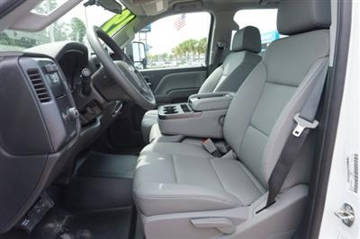 2019 Silverado Medium Duty Crew Cab DRW 4x2,  CM Truck Beds RD Model Platform Body #19C1505 - photo 6