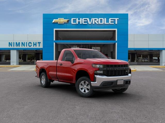 2019 Silverado 1500 Regular Cab 4x2, Pickup #19C1511 - photo 1