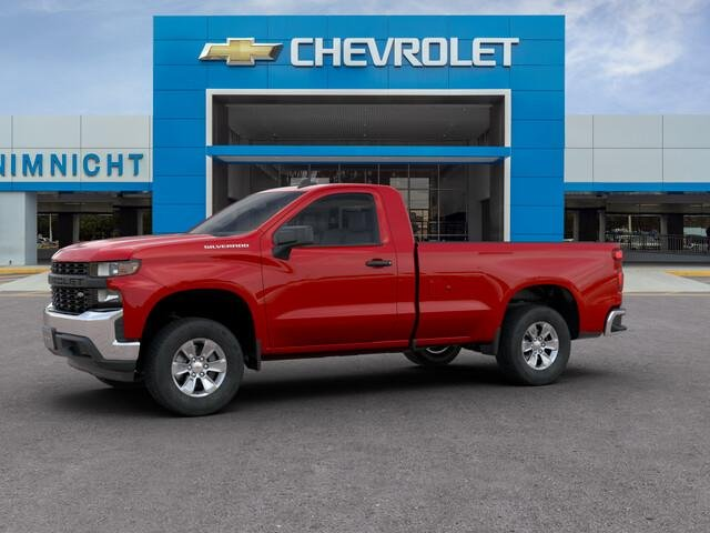 2019 Silverado 1500 Regular Cab 4x2, Pickup #19C1511 - photo 3