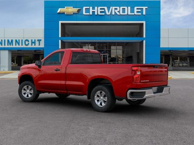 2019 Silverado 1500 Regular Cab 4x2, Pickup #19C1511 - photo 4