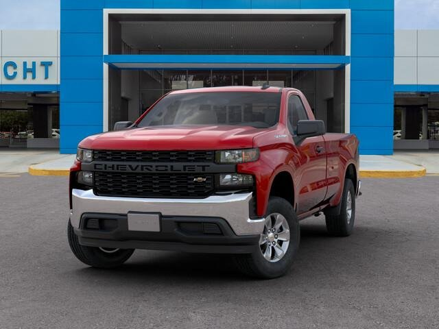 2019 Silverado 1500 Regular Cab 4x2, Pickup #19C1511 - photo 6