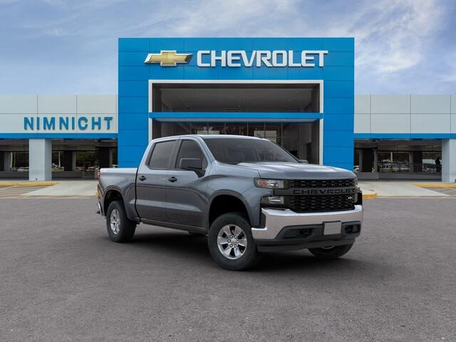 2019 Silverado 1500 Crew Cab 4x4,  Pickup #19C1550 - photo 1