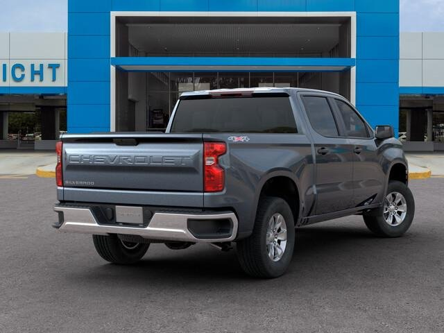 2019 Silverado 1500 Crew Cab 4x4,  Pickup #19C1550 - photo 2