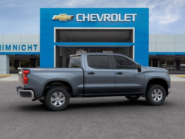 2019 Silverado 1500 Crew Cab 4x4,  Pickup #19C1550 - photo 5