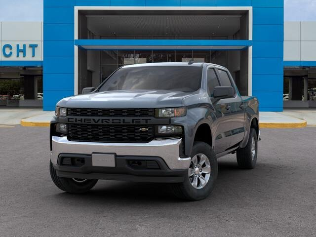 2019 Silverado 1500 Crew Cab 4x4,  Pickup #19C1550 - photo 6