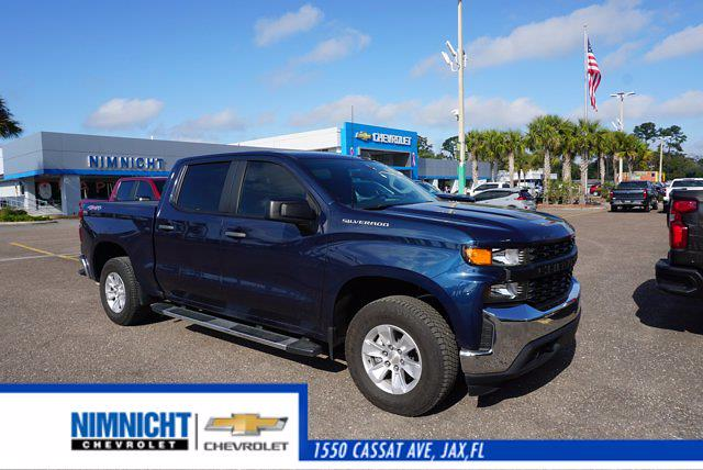 2019 Silverado 1500 Crew Cab 4x4,  Pickup #19C1554 - photo 1