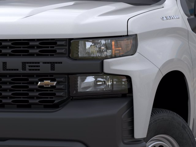 2019 Silverado 1500 Regular Cab 4x4, Pickup #19C1599 - photo 8