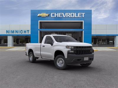 2019 Silverado 1500 Regular Cab 4x4, Pickup #19C1599 - photo 1