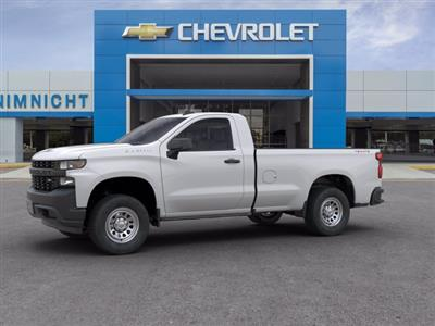 2019 Silverado 1500 Regular Cab 4x4, Pickup #19C1599 - photo 3