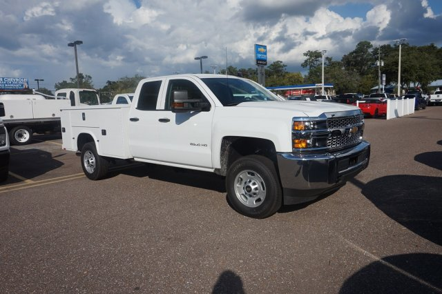 2019 Silverado 2500 Double Cab 4x2, Knapheide Service Body #19C1609 - photo 1