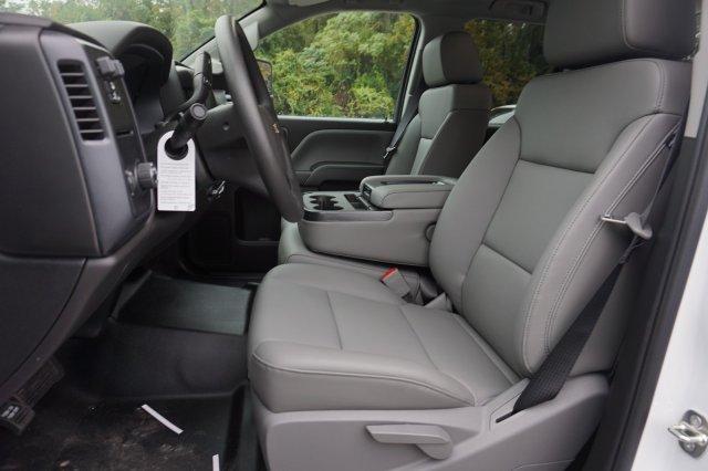 2019 Silverado 2500 Double Cab 4x2, Service Body #19C1615 - photo 3