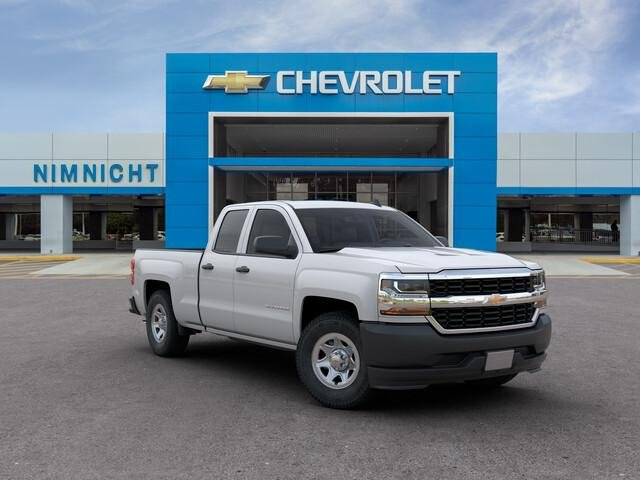 2019 Silverado 1500 Double Cab 4x2,  Pickup #19C1618 - photo 1