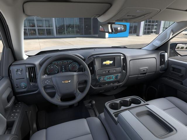 2019 Silverado 1500 Double Cab 4x2,  Pickup #19C1618 - photo 10