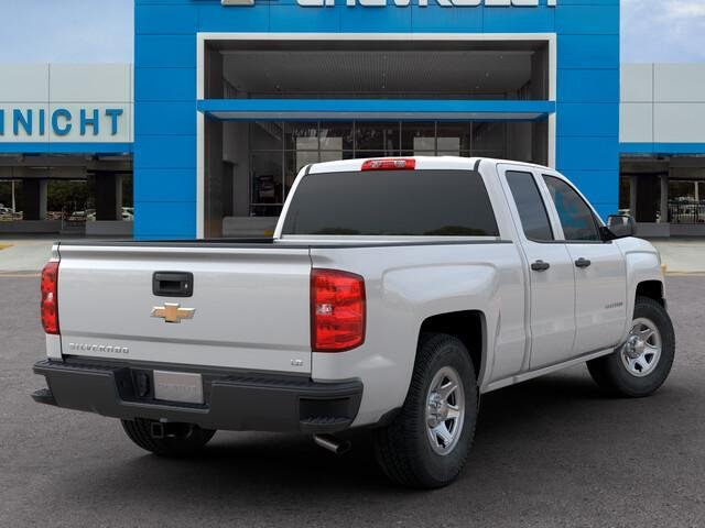 2019 Silverado 1500 Double Cab 4x2, Pickup #19C1620 - photo 2