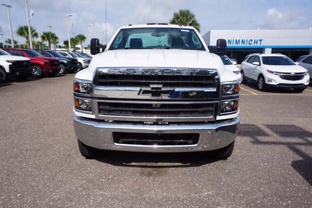 2019 Chevrolet Silverado 4500 Regular Cab DRW 4x2, Cab Chassis #19C1630 - photo 1