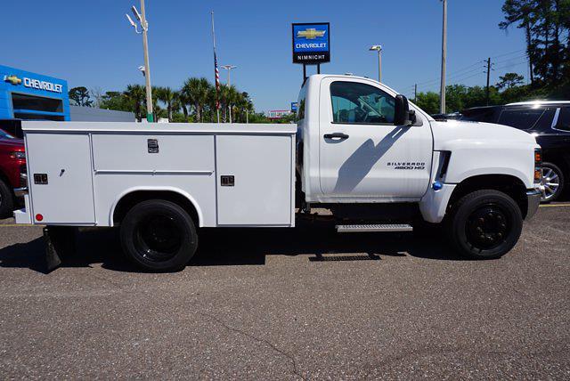 2019 Chevrolet Silverado 4500 Regular Cab DRW 4x2, Reading SL Service Body #19C1631 - photo 5