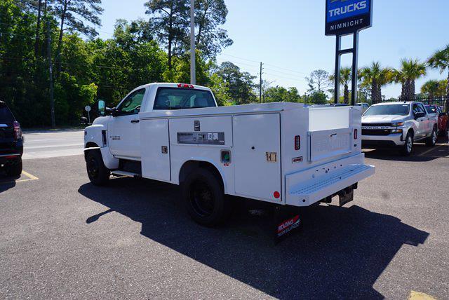 2019 Chevrolet Silverado 4500 Regular Cab DRW 4x2, Reading SL Service Body #19C1631 - photo 7