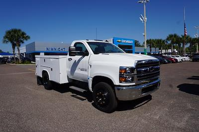 2019 Chevrolet Silverado 4500 Regular Cab DRW RWD, Cab Chassis #19C1631 - photo 1