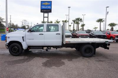 2019 Silverado 4500 Crew Cab DRW 4x2, Action Fabrication Platform Body #19C1640 - photo 6