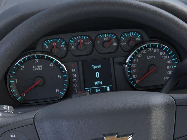 2019 Silverado 2500 Double Cab 4x2,  Pickup #19C1645 - photo 12