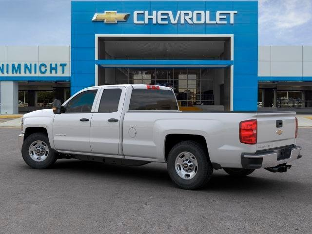 2019 Silverado 2500 Double Cab 4x2,  Pickup #19C1645 - photo 4