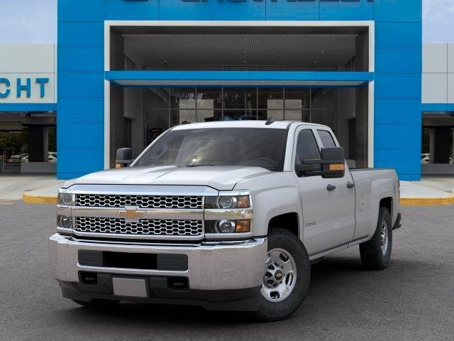 2019 Silverado 2500 Double Cab 4x2,  Pickup #19C1645 - photo 6