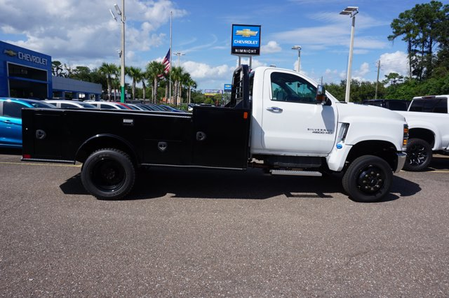 2019 Chevrolet Silverado 4500 Regular Cab DRW 4x4, CM Truck Beds TM Deluxe Platform Body #19C1655 - photo 5