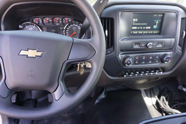 2019 Chevrolet Silverado 4500 Regular Cab DRW 4x4, CM Truck Beds SK Model Platform Body #19C1656 - photo 9