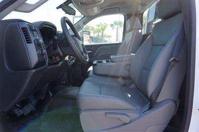 2019 Chevrolet Silverado 4500 Regular Cab DRW 4x4, CM Truck Beds SK Model Platform Body #19C1656 - photo 8