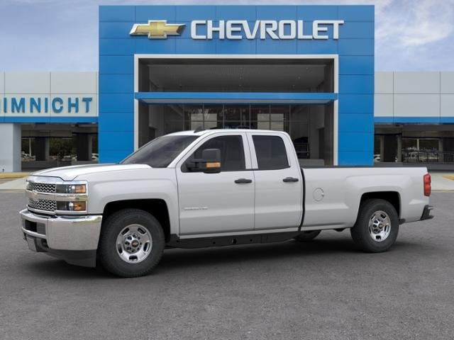 2019 Silverado 2500 Double Cab 4x2,  Pickup #19C1658 - photo 3