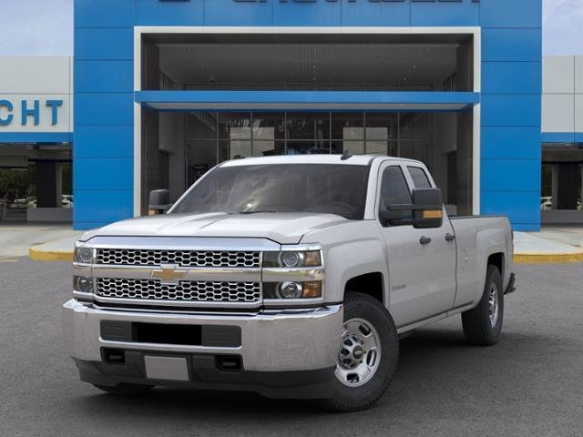 2019 Silverado 2500 Double Cab 4x2,  Pickup #19C1658 - photo 6