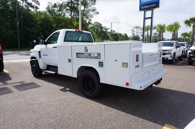 2019 Chevrolet Silverado 4500 Regular Cab DRW RWD, Reading SL Service Body #19C1670 - photo 7