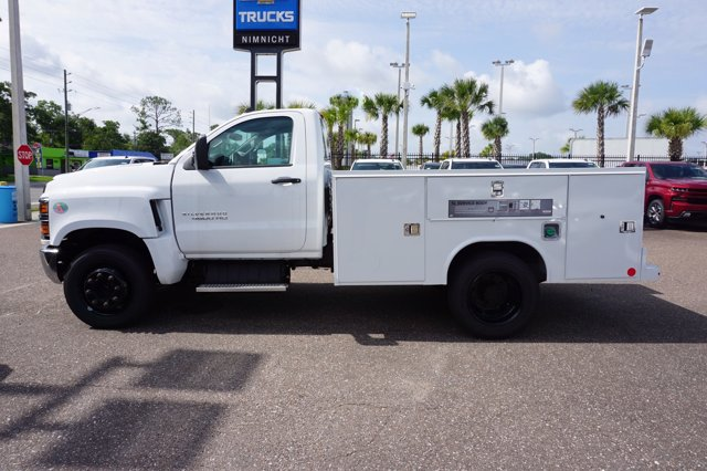 2019 Chevrolet Silverado 4500 Regular Cab DRW RWD, Reading SL Service Body #19C1670 - photo 8