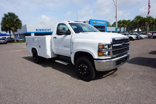 2019 Chevrolet Silverado 4500 Regular Cab DRW 4x2, Reading Service Body #19C1670 - photo 1