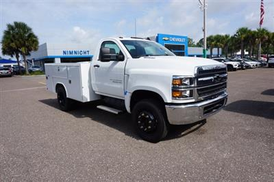 2019 Silverado Medium Duty Regular Cab DRW 4x2,  Cab Chassis #19C1670 - photo 1