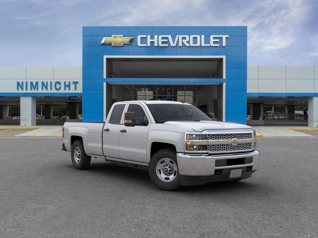 2019 Silverado 2500 Double Cab 4x2, Pickup #19C1678 - photo 1