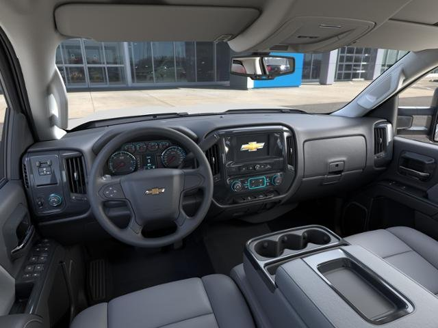 2019 Silverado 2500 Double Cab 4x2, Pickup #19C1678 - photo 10