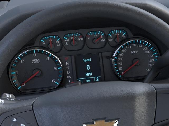 2019 Silverado 2500 Double Cab 4x2, Pickup #19C1678 - photo 12
