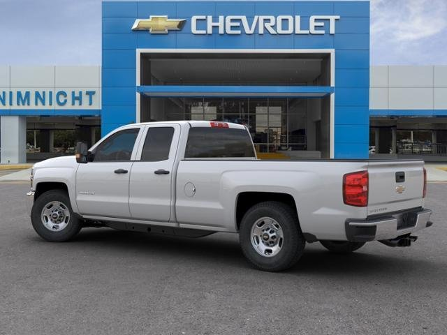2019 Silverado 2500 Double Cab 4x2, Pickup #19C1678 - photo 4