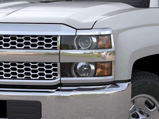 2019 Silverado 2500 Double Cab 4x2, Pickup #19C1678 - photo 8