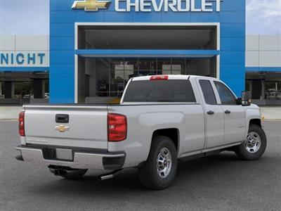 2019 Silverado 2500 Double Cab 4x2, Pickup #19C1678 - photo 2