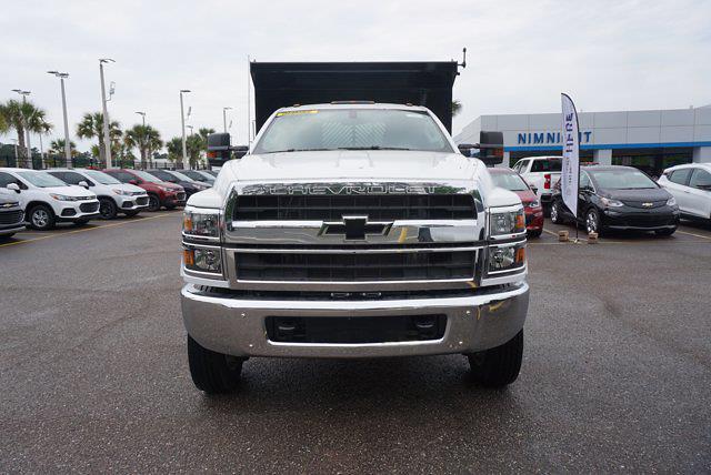 2019 Chevrolet Silverado 5500 Regular Cab DRW 4x4, Rugby Dump Body #19C1689 - photo 3