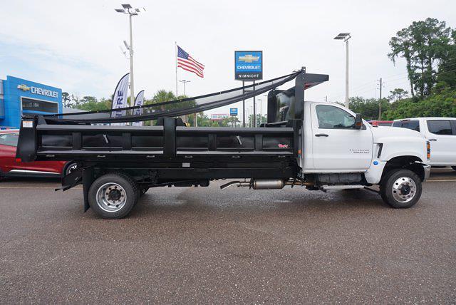 2019 Chevrolet Silverado 5500 Regular Cab DRW 4x4, Rugby Dump Body #19C1689 - photo 5