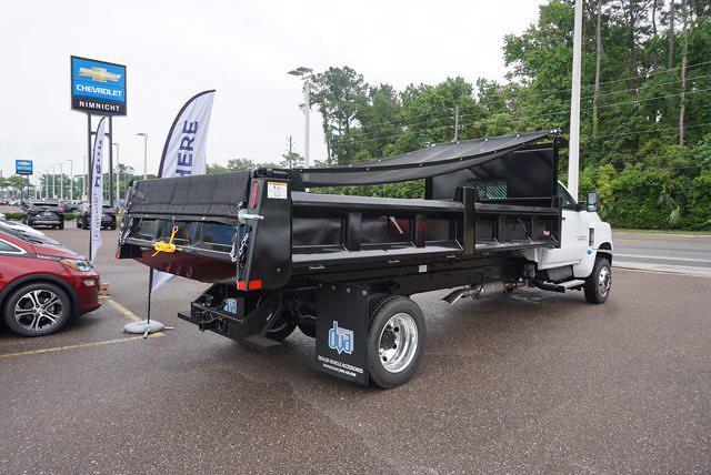 2019 Chevrolet Silverado 5500 Regular Cab DRW 4x4, Rugby Dump Body #19C1689 - photo 1