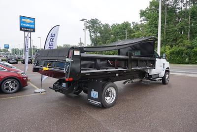 2019 Chevrolet Silverado 5500 Regular Cab DRW 4x4, Rugby Dump Body #19C1689 - photo 2