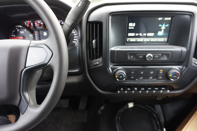 2019 Silverado 5500 Regular Cab DRW 4x4, Reading Landscaper SL Landscape Dump #19C1695 - photo 8